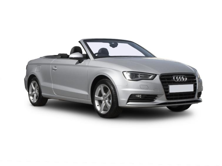 Audi a3 cabriolet car deals with cheap finance buyacar audi a3 cabriolet s line 14 tfsi cylinder on demand 150 ps s tronic convertible sciox Images