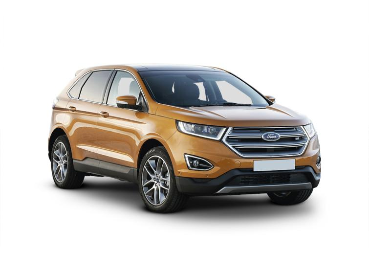 Ford Edge 2.0 Tdci 210 Titanium 5Dr Powershift Diesel Estate  sc 1 st  BuyaCar & Ford Edge Car Deals with Cheap Finance | BuyaCar markmcfarlin.com